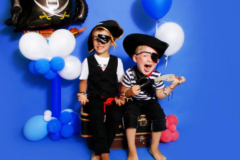 Новогодние костюмы пиратов для мальчиков