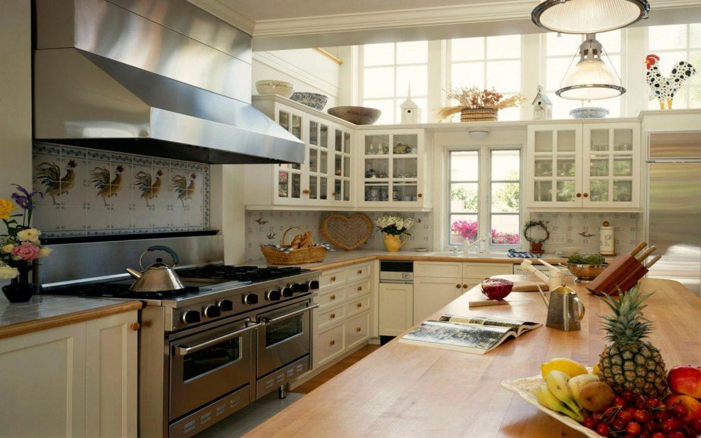 Пожаробезопасность на кухне