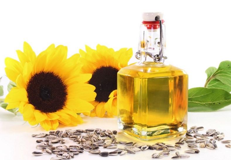 Фото 29: Семена подсолнуха и оливковое масло