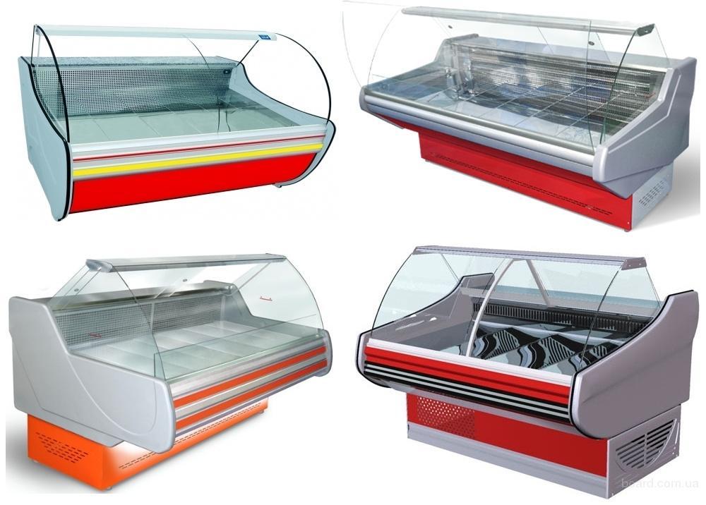Торговое холодильное оборудование эконом-класса