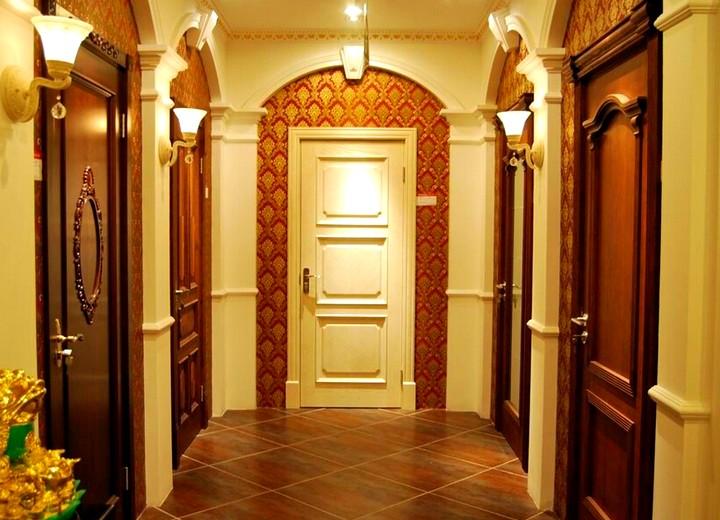 Фото 21: Распашные межкомнатные двери (15)