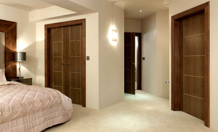 Фото 22: Распашные межкомнатные двери (16)