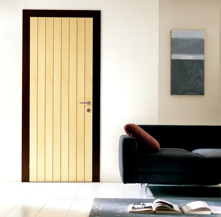 Фото 14: Распашные межкомнатные двери (8)
