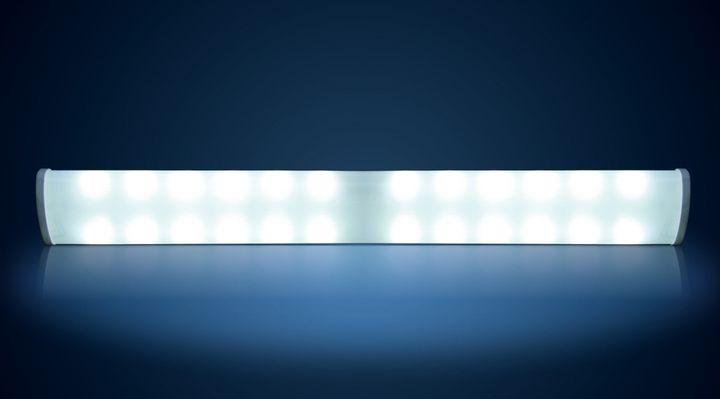 Подключение диодов в светодиодной лампе