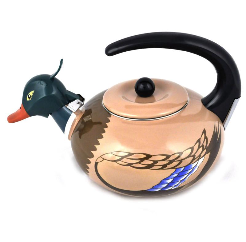 Фото 16: Чайник в виде утки