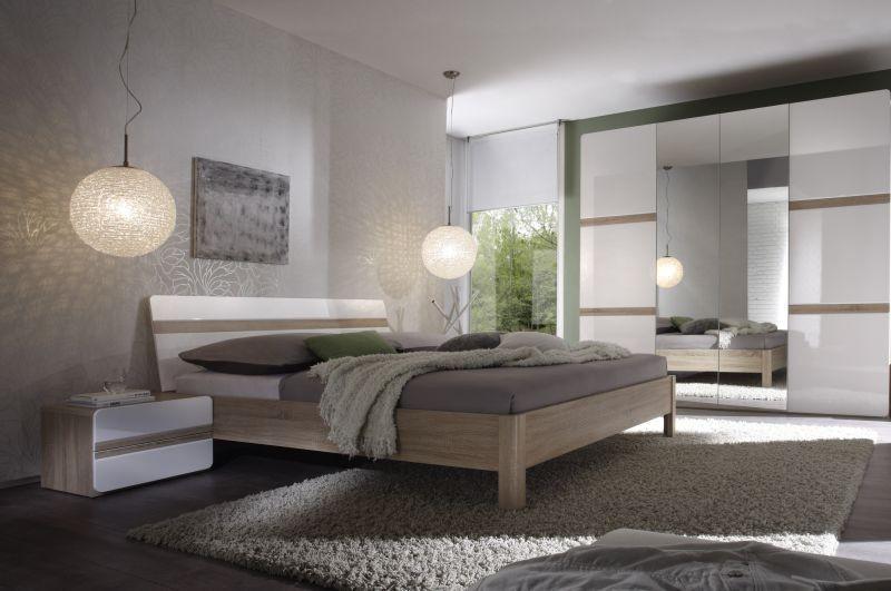 Фото 7: Кровать из дуба сонома