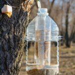 Фото 66: Кормушка бункер из бутылки