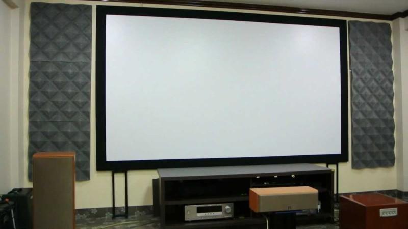 Фото 7: Экран для проектора