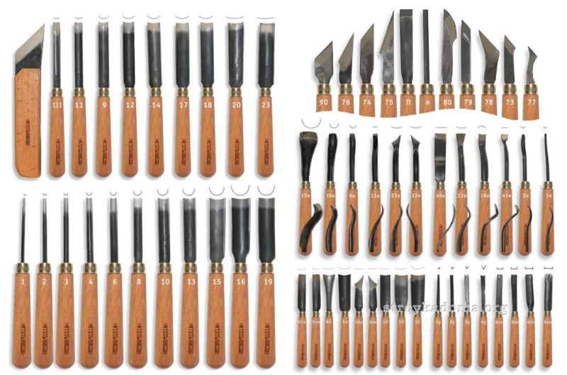 Фото 13: Инструмент для наличников