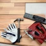 Фото 13: Инструменты для укладки паркета