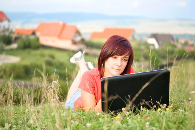 Фото 10: Интернет на свежем воздухе