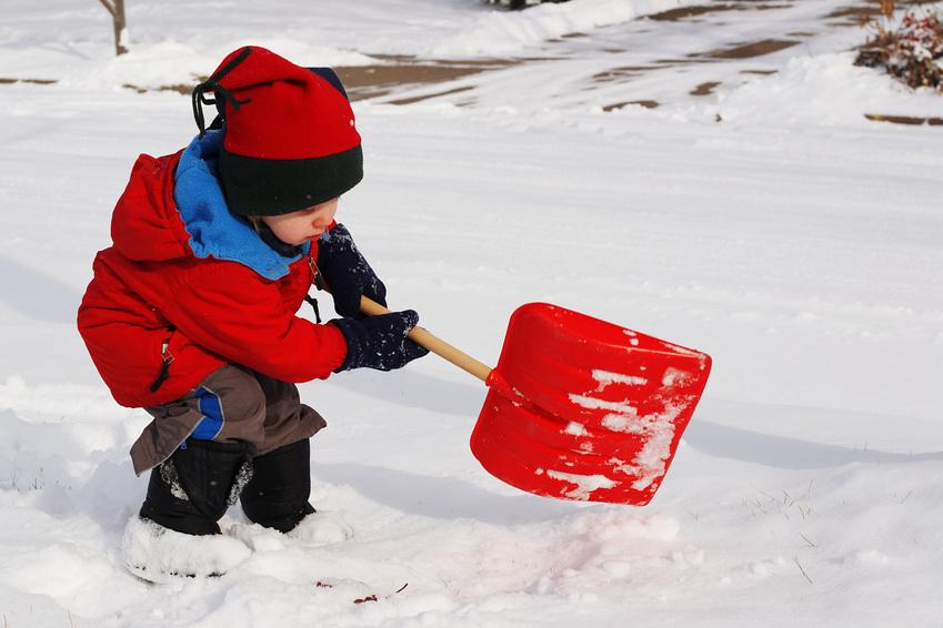 Фото 13: Лопата для ребенка