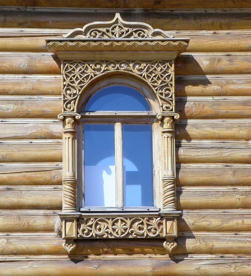 Фото 22: Омский наличник