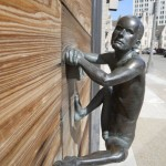 Фото 20: Оригинальная дверная ручка-скоба