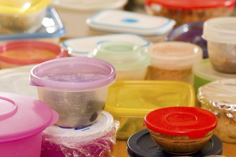 Фото 27: Пластиковые герметичные контейнеры для хранения еды