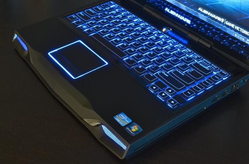 Фото 27: Подсветка ноутбука
