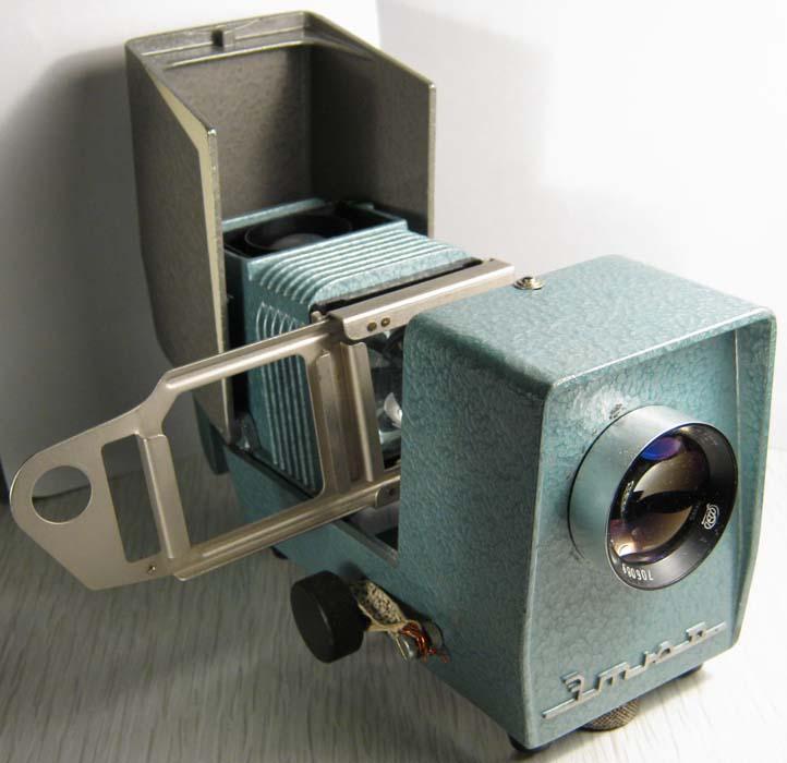 Фото 19: Проектор для фото слайдов
