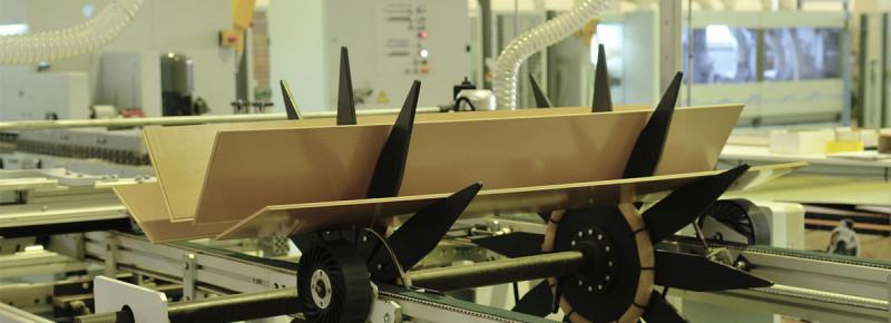 Фото 29: Производство ламината