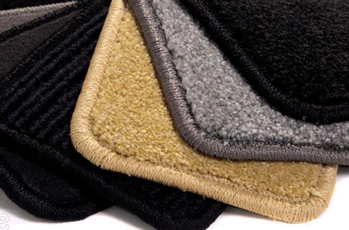 Материалы изготовления ковровых покрытий