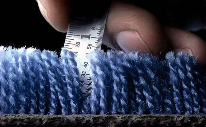 Длина ворса коврового покрытия
