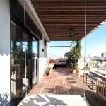 Фото 15: Блочная квартира с крутой лестницей (Тель-авив)