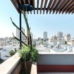 Фото 16: Блочная квартира с крутой лестницей (Тель-авив)