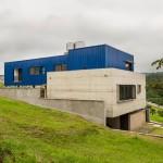 Фото 5: Бразильская усадьба из трех материалов