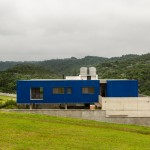 Фото 6: Бразильская усадьба из трех материалов