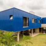 Фото 8: Бразильская усадьба из трех материалов