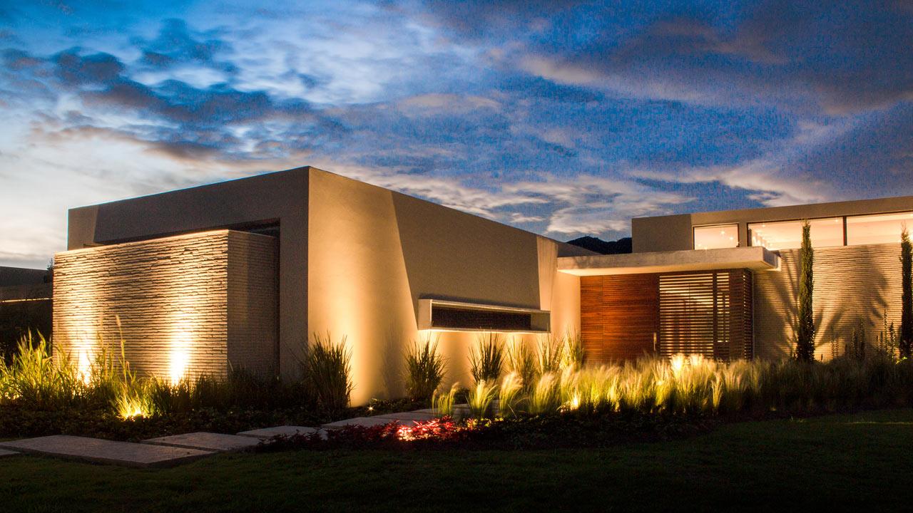 Casa 5 от Arquitectura en Estudio (Колумбия)