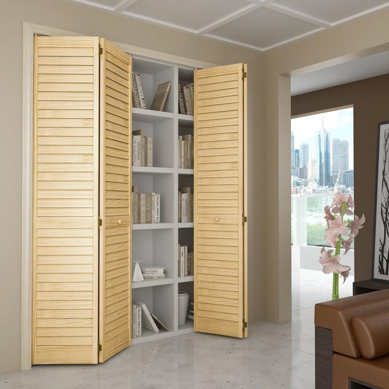 Дверь-книжка для шкафа
