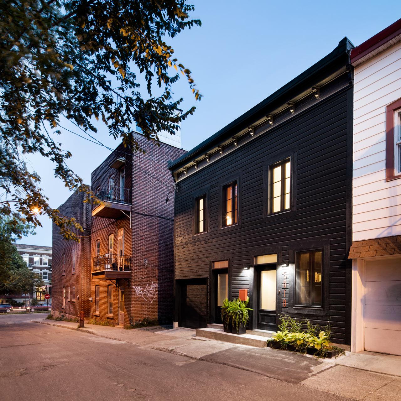 Исторический дом сохранен и модернизирован