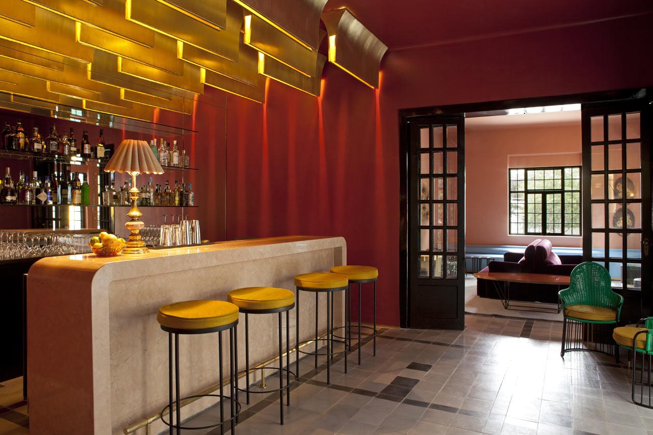 Krasochnyj meksikanskij otel s klassicheskim evropejskim dizajnom4