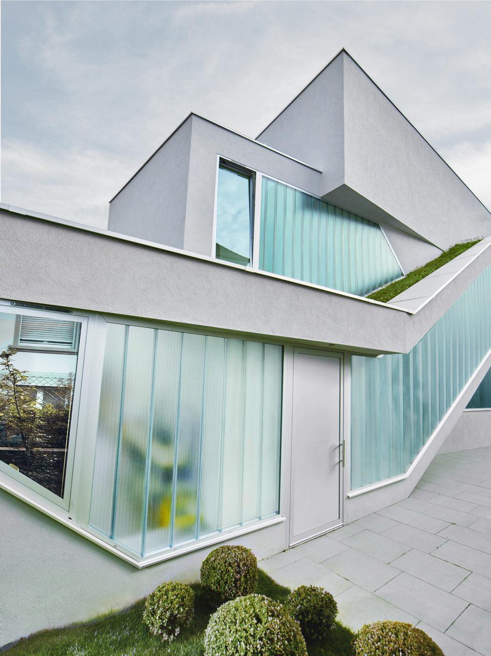 Многоярусный дом