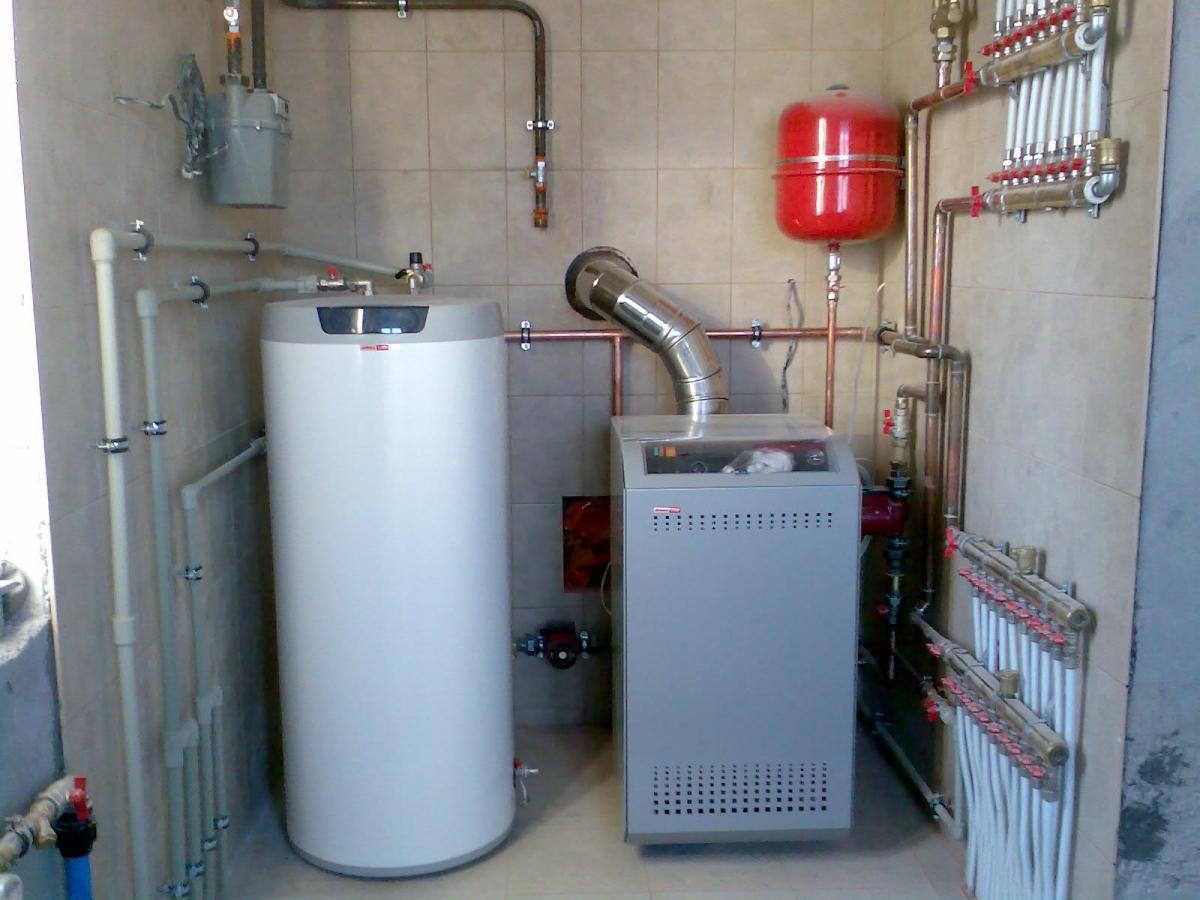 Котлы системы отопления