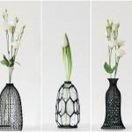Фото 9: Печатные 3d-вазы, дающие новую жизнь старым бутылкам