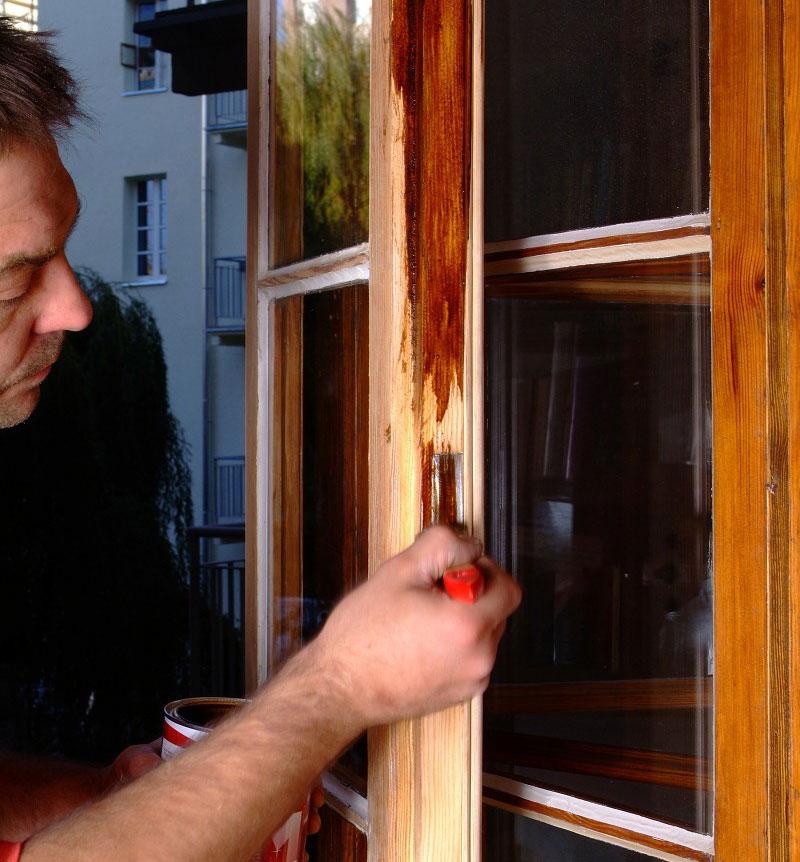 Рама окна