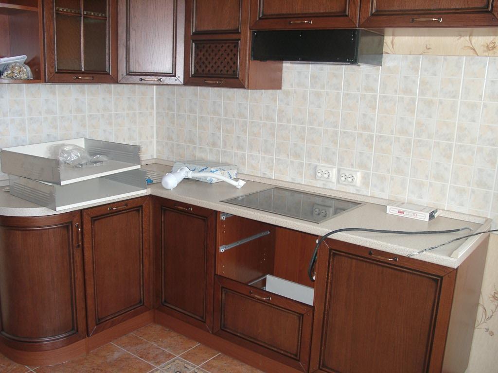 Реставрация кухни