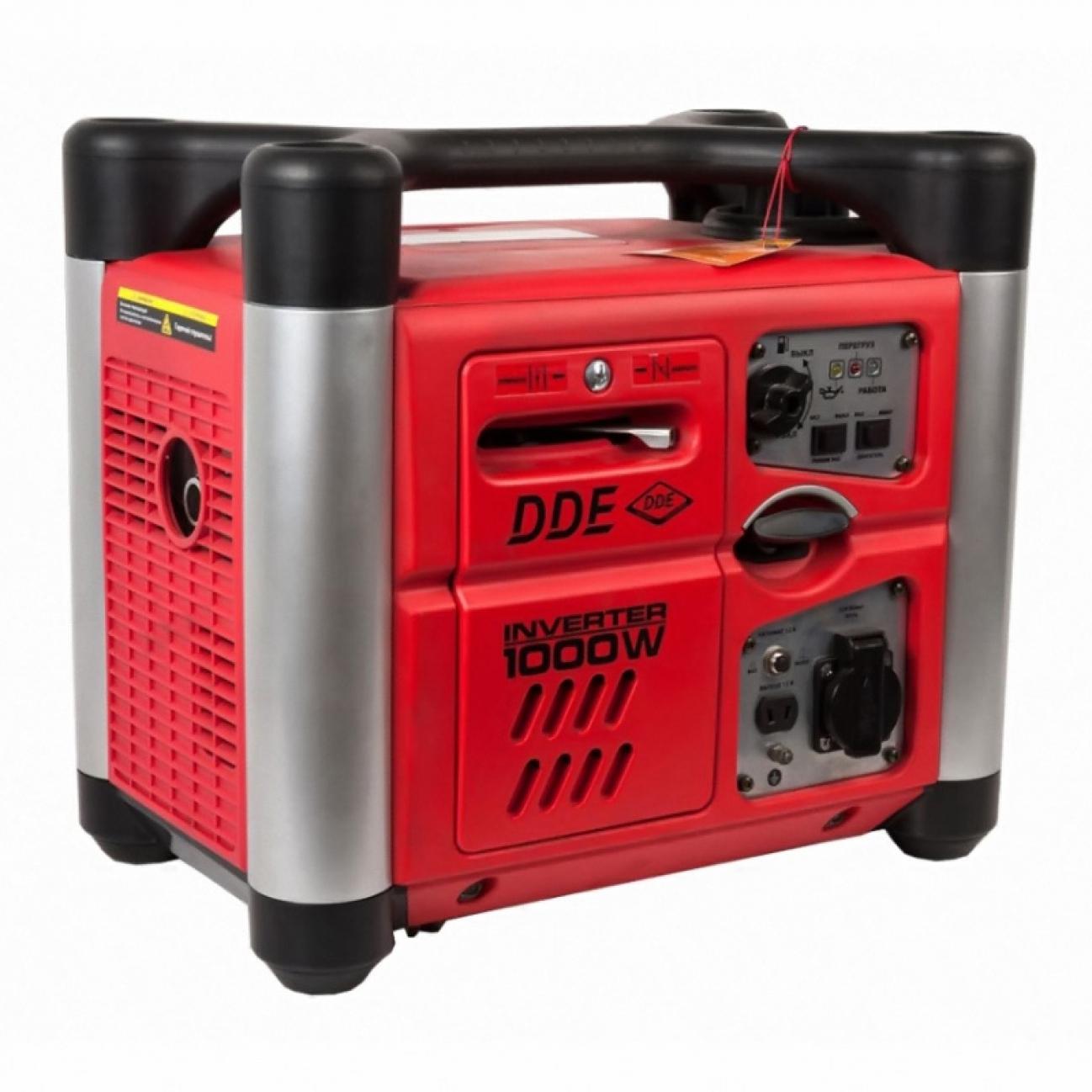 Бензиновый генератор модель