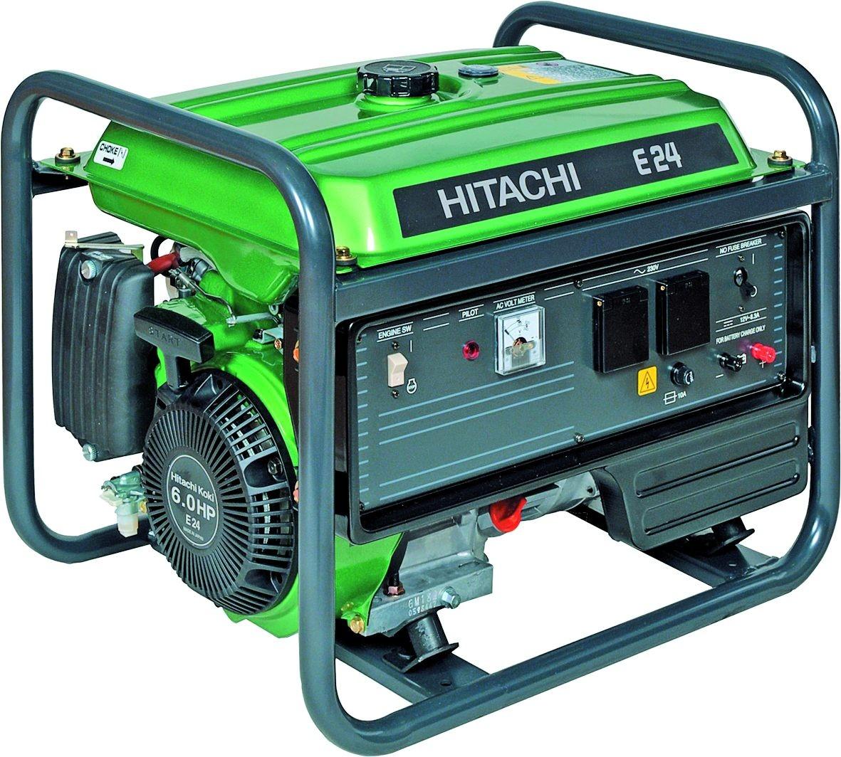 Генератор бензиновый Hitachi E 24