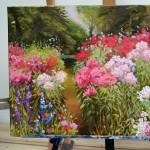 Фото 10: Цветочная картина
