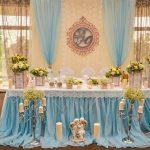 Фото 6: Нежно голубой декор