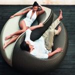 Фото 9: Кресла в стиле фен-шуй из ротанга
