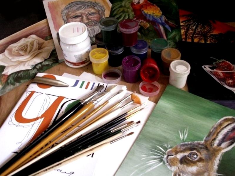 Инструменты для картин своими руками