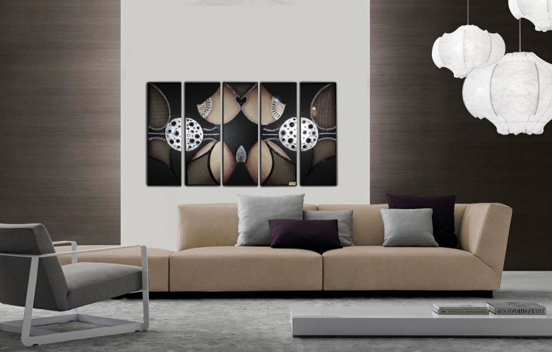 Картины под стиль стен и квартиры