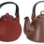 Фото 22: Керамические чайники для газовой плиты