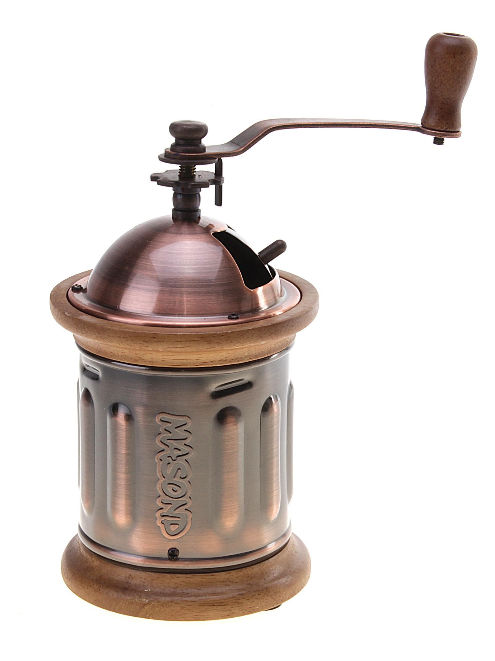 Пример ручной кофемолки