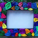 Фото 59: Квиллинг декор рамочки