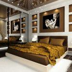 Фото 4: Мебель в спальню вариант