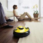 Фото 10: Моющий пылесос-робот